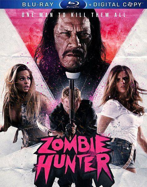 Охотник на зомби / Zombie Hunter (2013) BDRip 720p + HDRip