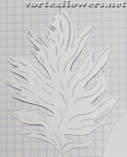 Хризантема из ткани. Бесплатный мастер-класс