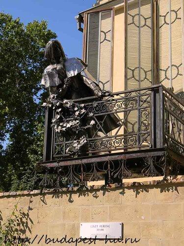Памятник Ференцу Листу