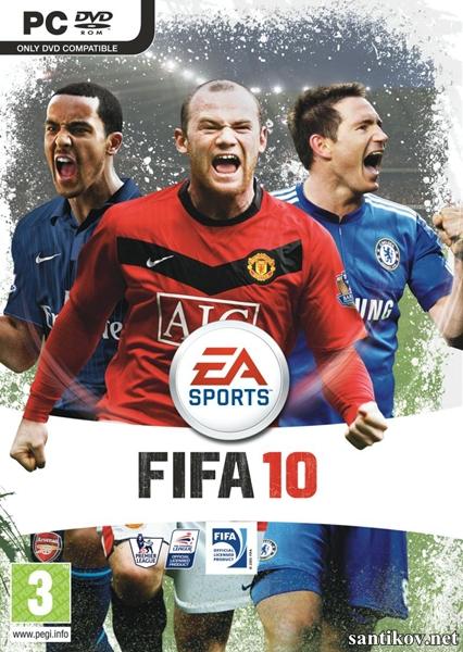 FIFA 10 (2009/PC/RUS/ENG/Repack)