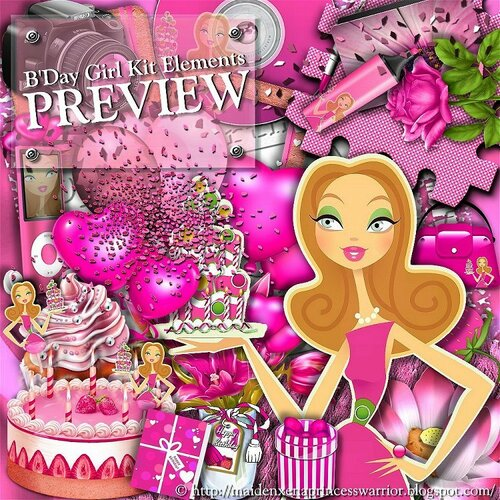 1B'Day Girl Kit PREVIEW Elements_BYXENA.jpg