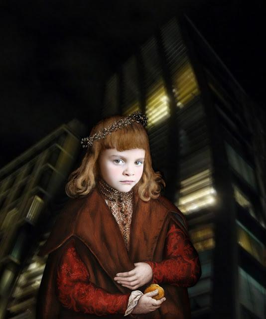 "Арт-фото проект ""Timequakes"". Фотограф ©Sabine Pigalle / Сабин Пигаль. 17 работ"