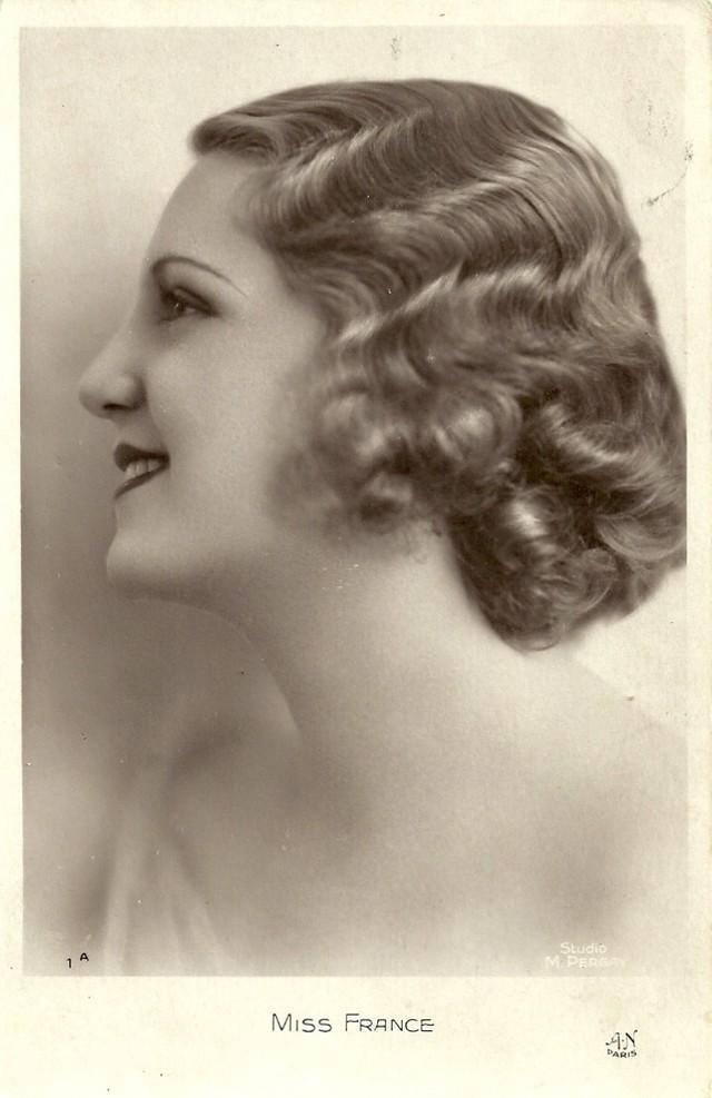 20. Мисс Франция Ивонна Лабрус (15 февраля 1906 — 1 июля 2000).
