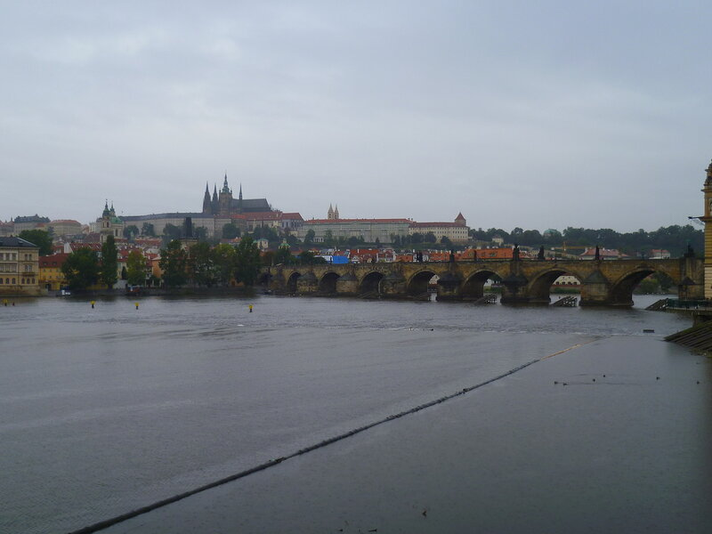 Чехия, Прага - Карлов мост (Czech Republic, Prague - Charles Bridge)
