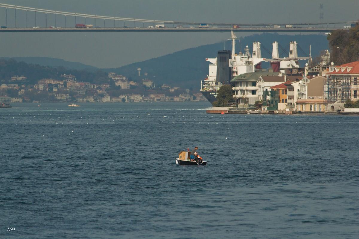 Прогулка по Босфору - Азиатское побережье