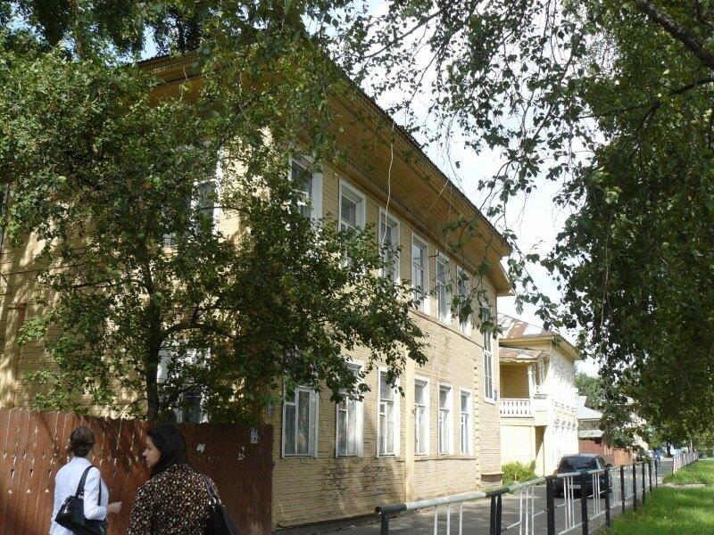 Улица Предтеченская