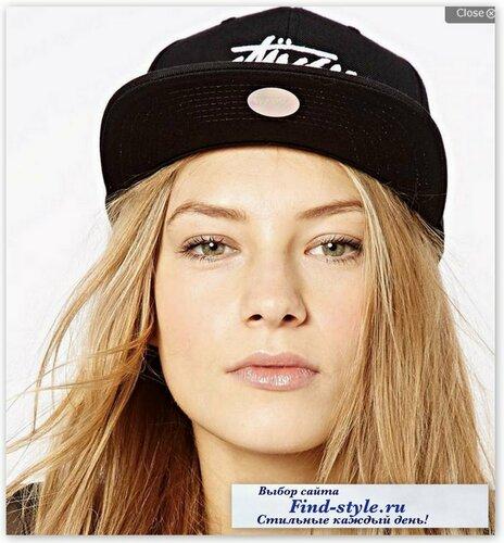 Stussy, стильные шапки для девушек, кепки с прямым козырьком женские, бейсболки женские
