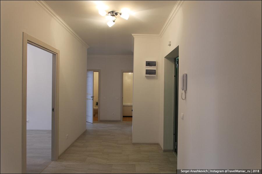 Первый дом по реновации