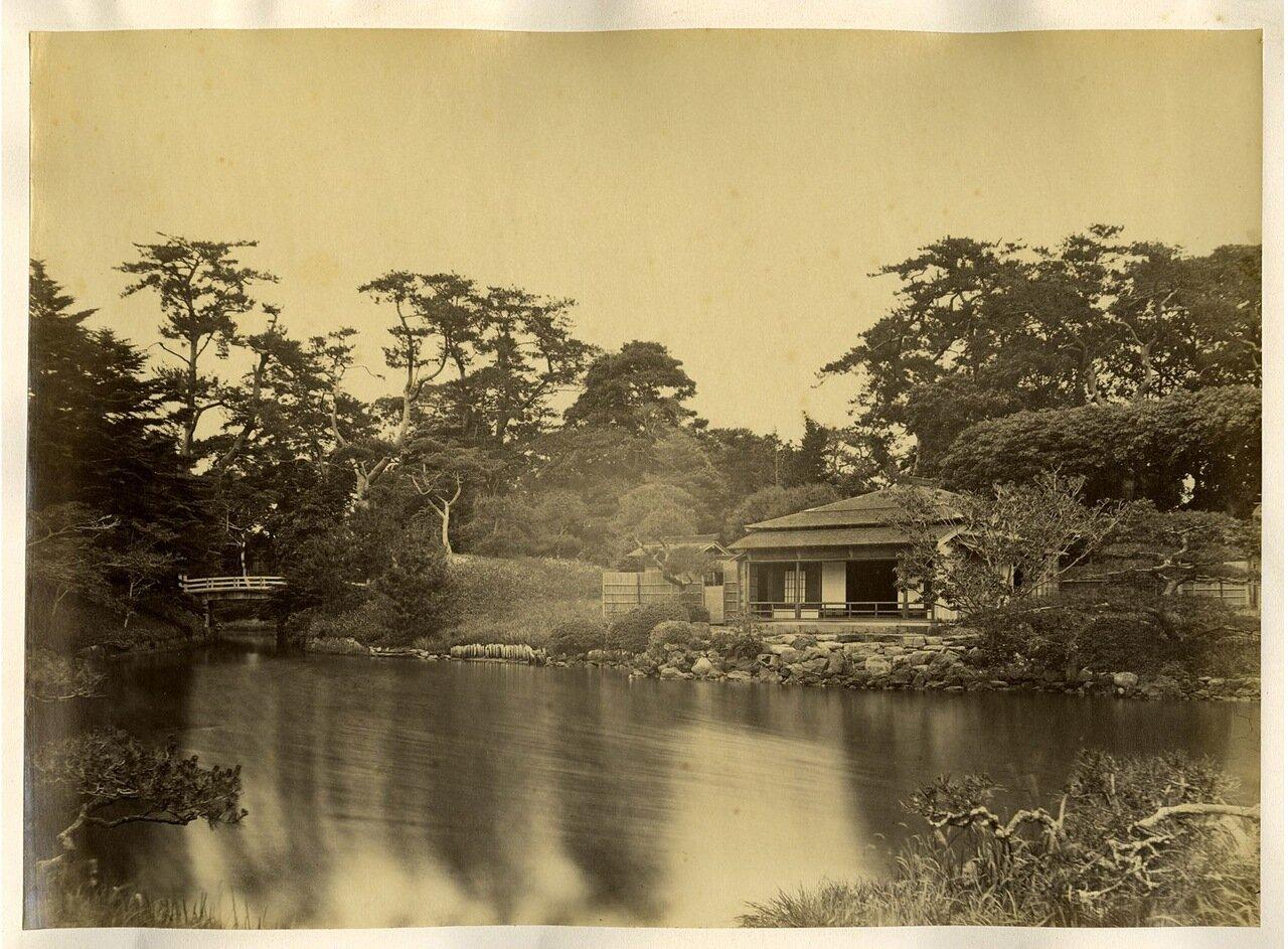 Эдо. Летний сад Сегуна