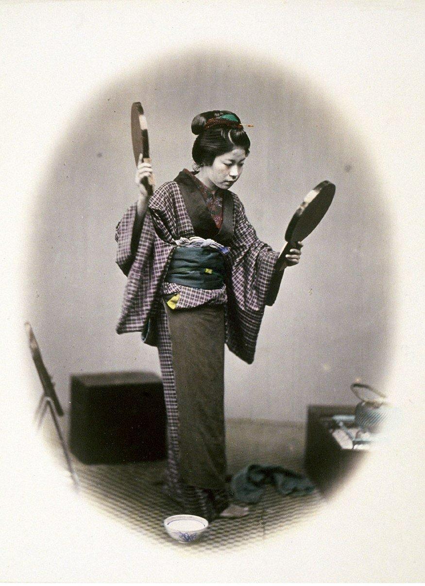 Японка в привате 28 фотография