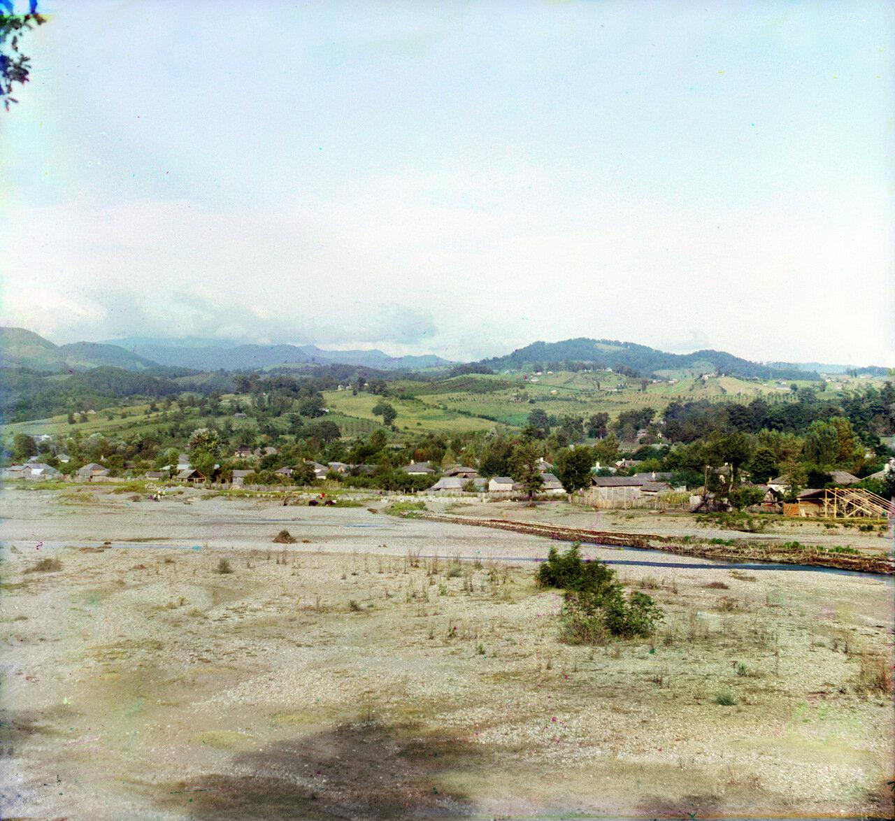 Долина р. Сочи
