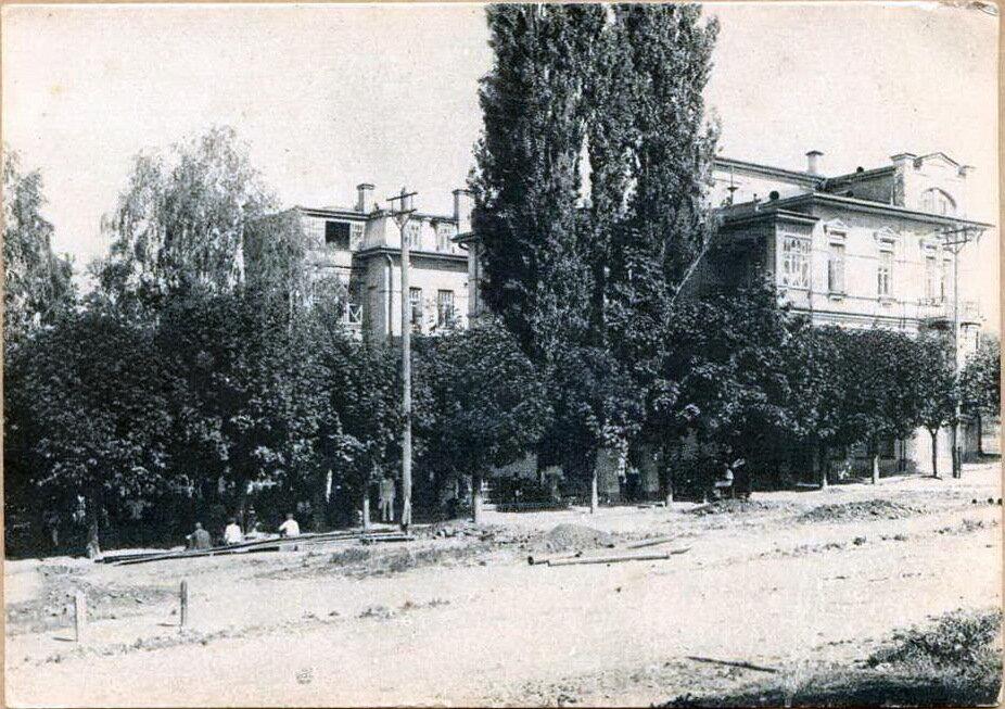 Санаторий «Горняк», корпус на просп. Дзержинского