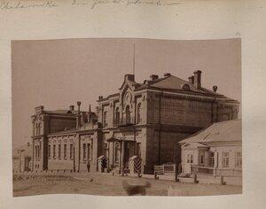 Хабаровск. Дом генерал-губернатора.