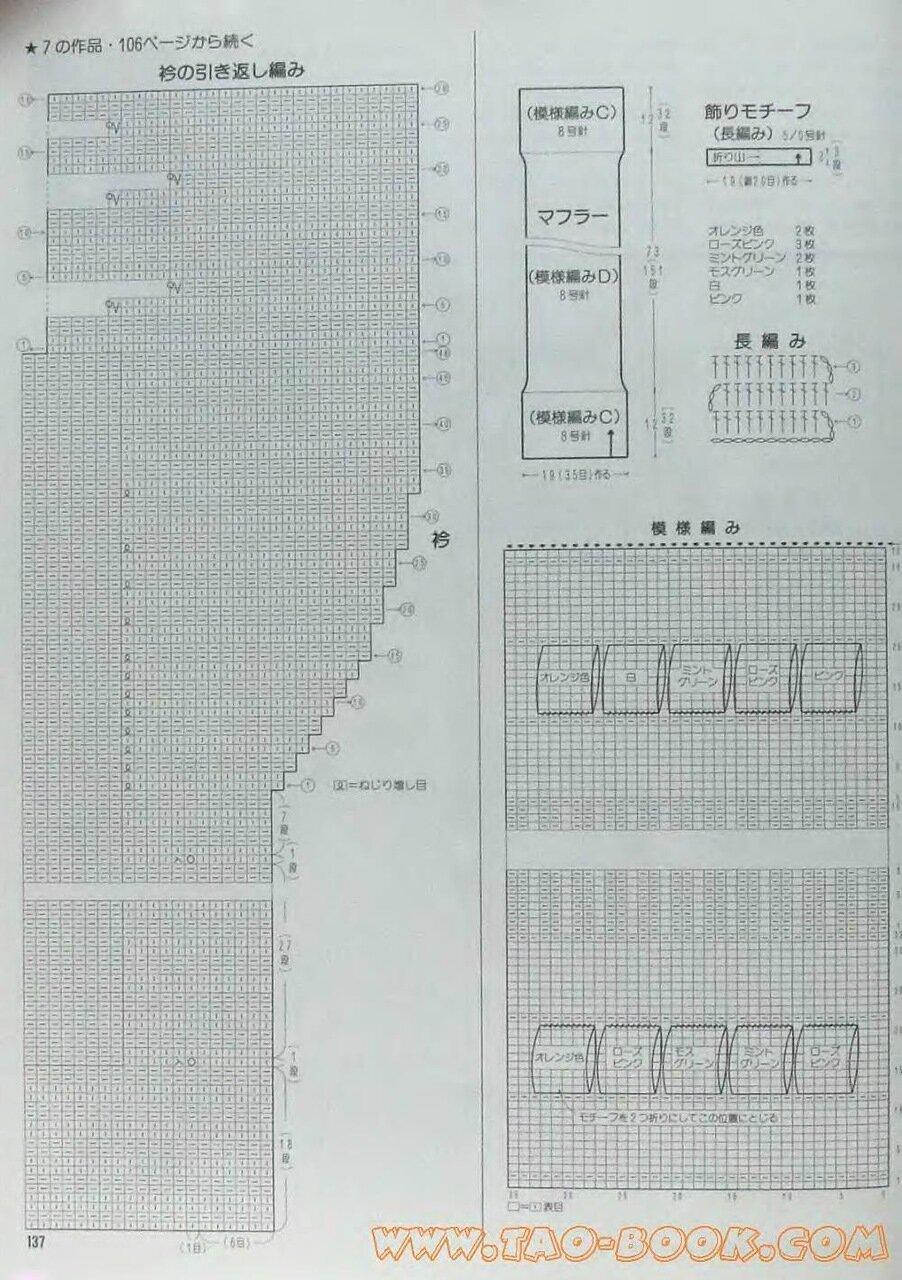 LETS KNIT SERIES NV3986 2003 AW SP - 编织幸福 - 编织幸福的博客