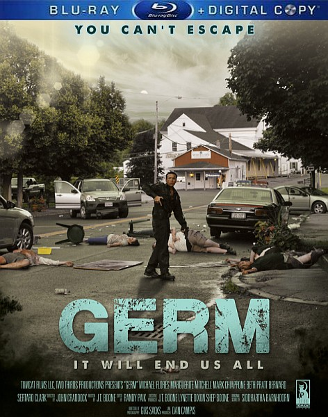 Микроб / Germ (2013) HDRip + DVDRip