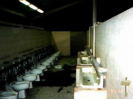 Необычные туалеты