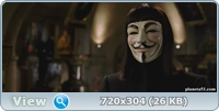 «V» значит Вендетта / V for Vendetta (2006/BDRip/HDRip)