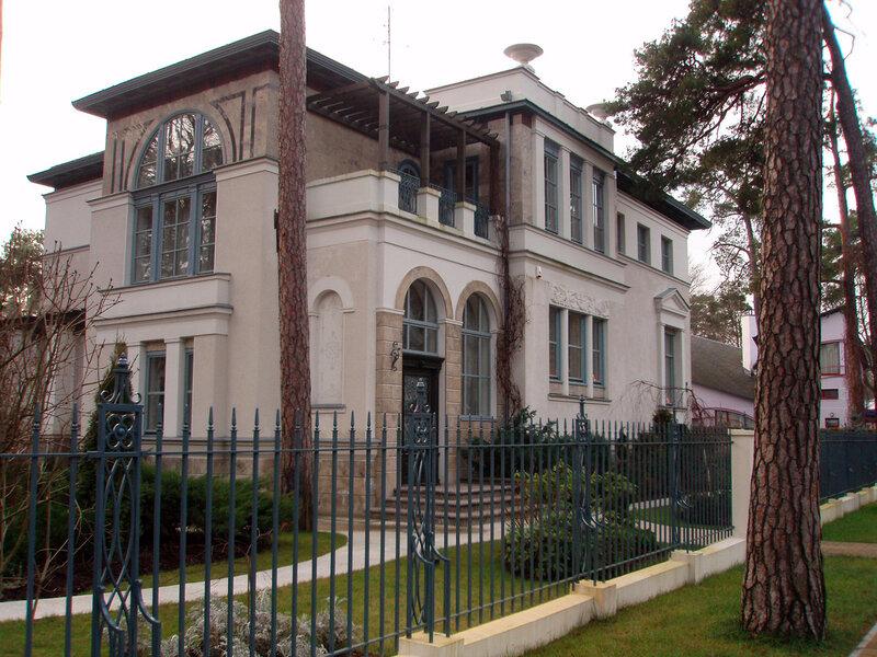 дом игоря крутого фото