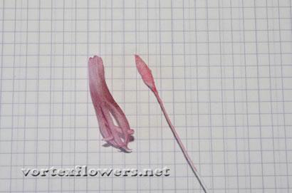 Мастер-класс по розе из ткани