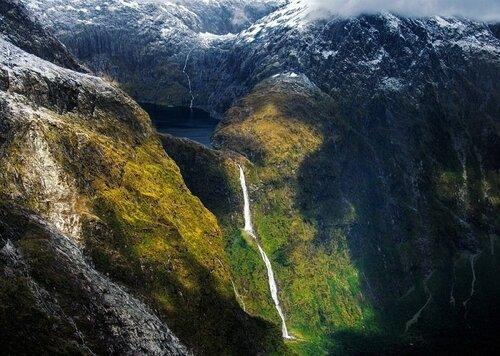 10 красивейших водопадов планеты