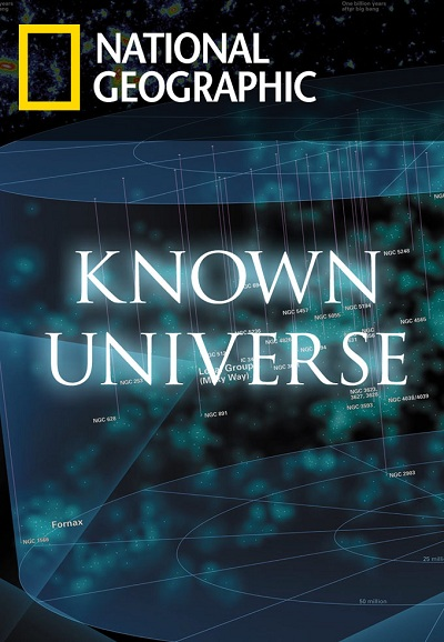 Известная Вселенная / Known Universe (3 сезона) (2009-2011/HDTVRip)