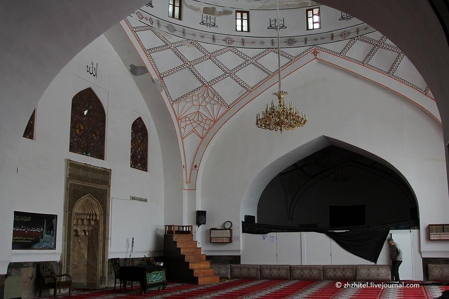 Шиитская мечать в Ереване