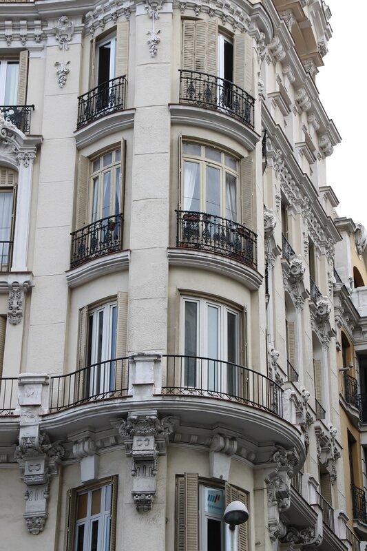 Мадрид. Гран-Виа