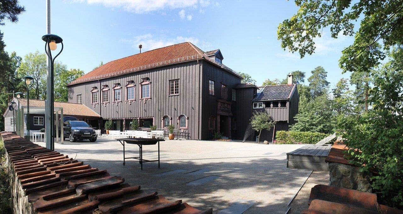 Осло, Норвежский этнографический музей
