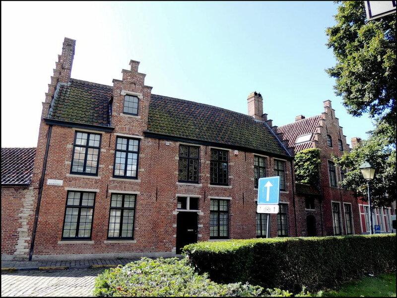 Gent 7940 Sint-Elisabeth Begijnhof