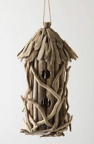 Скворечники - мини-дома для птиц