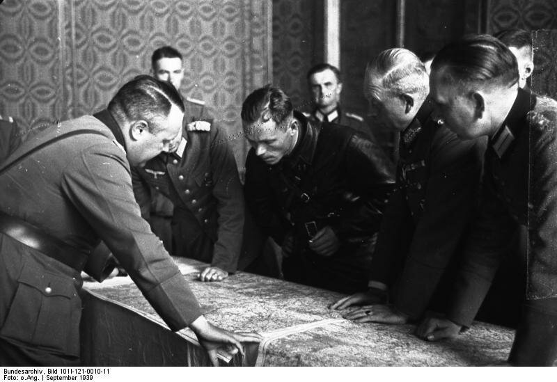 Polen, deutsch-sowjetische Verhandlungen