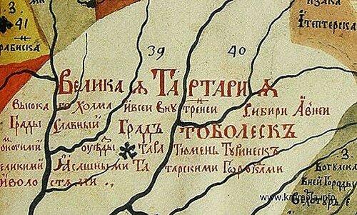 Великая Тартария - только факты