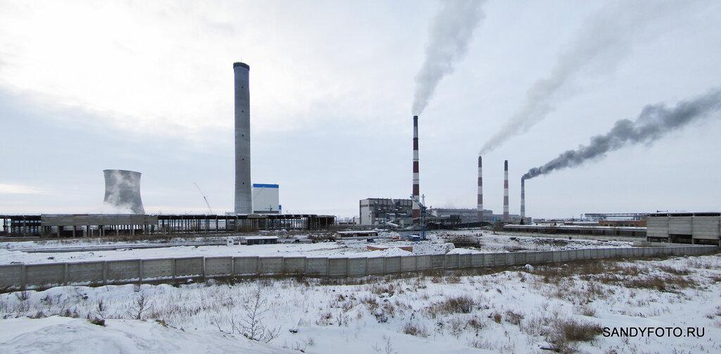 Строительство нового энергоблока на Троицкой ГРЭС