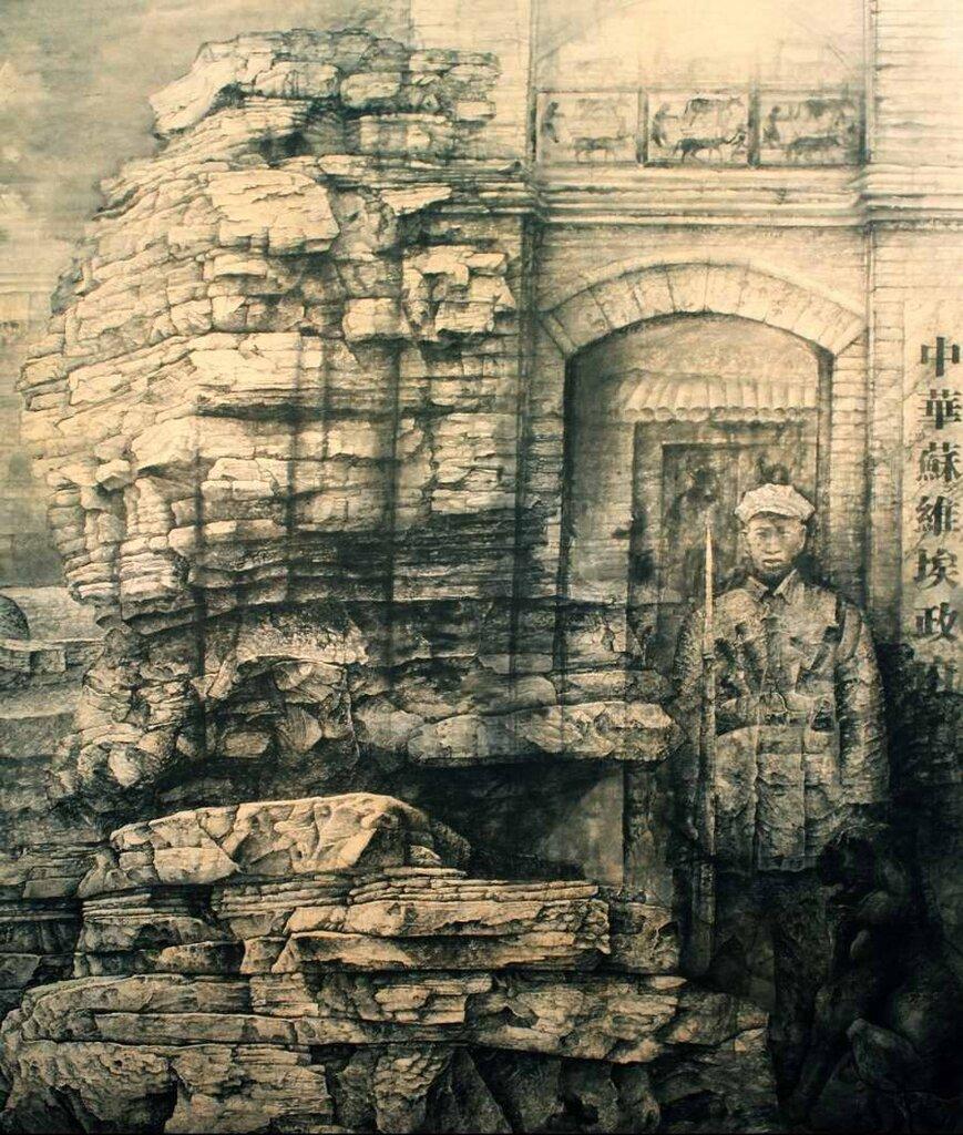 Высеченный из камня (Ван Ифань)
