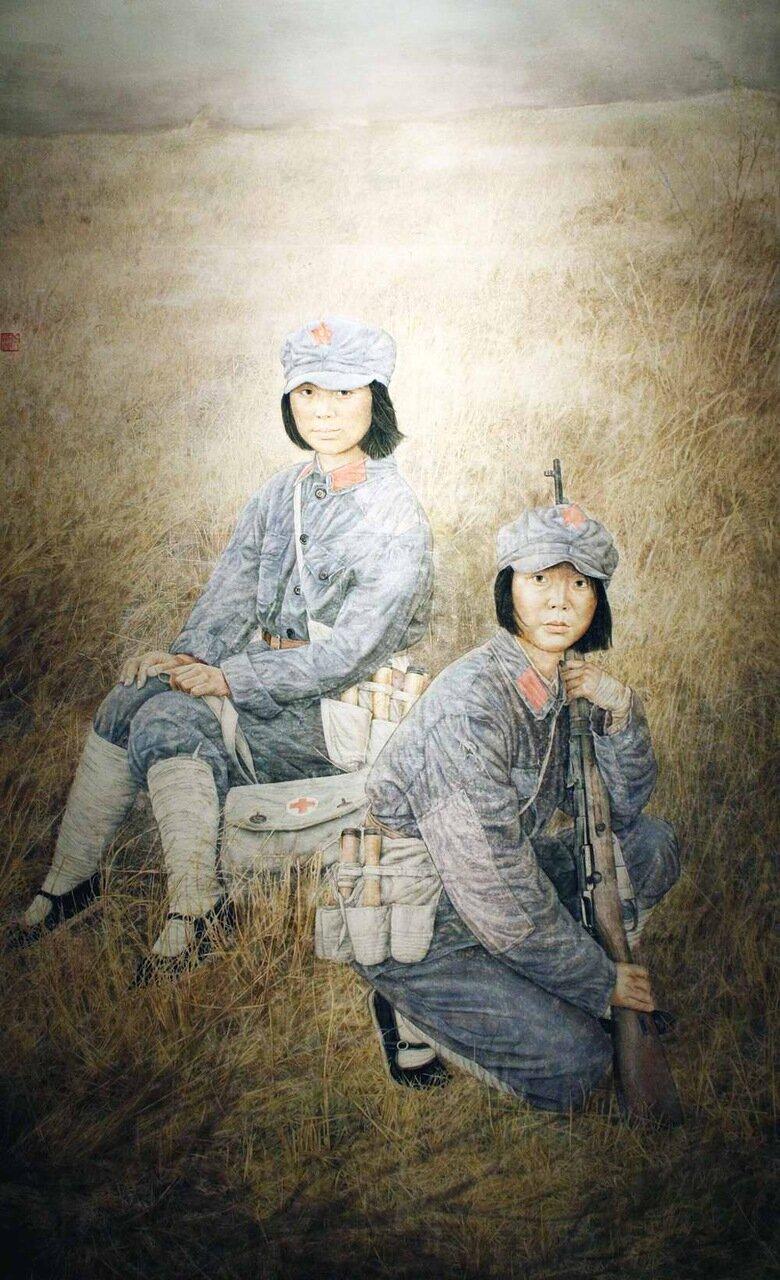 Воспоминания о юности (Чжан Хон-Юань)