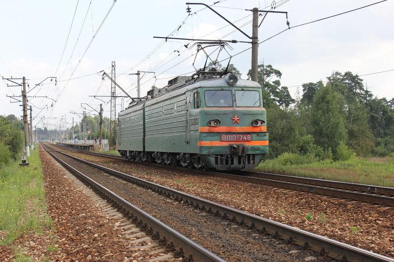 ВЛ10у-748