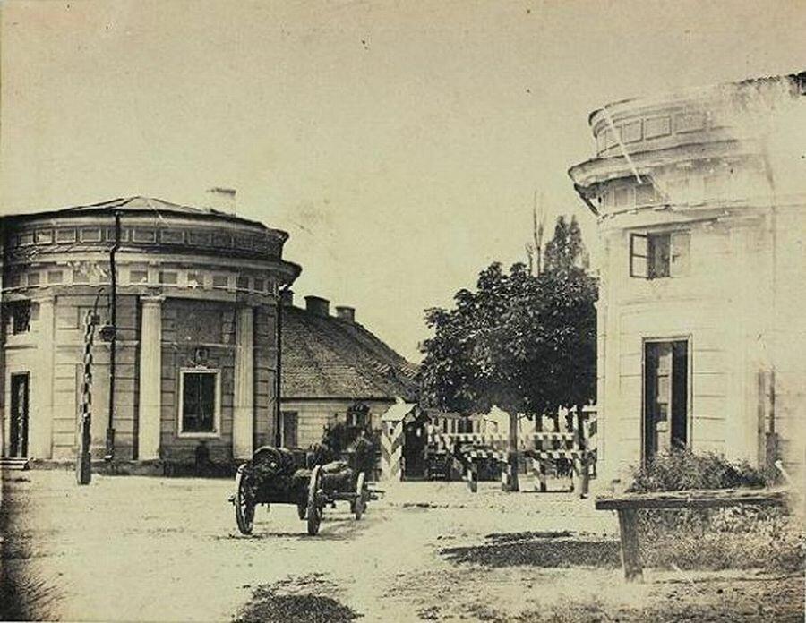Иерусалимская улица 1858