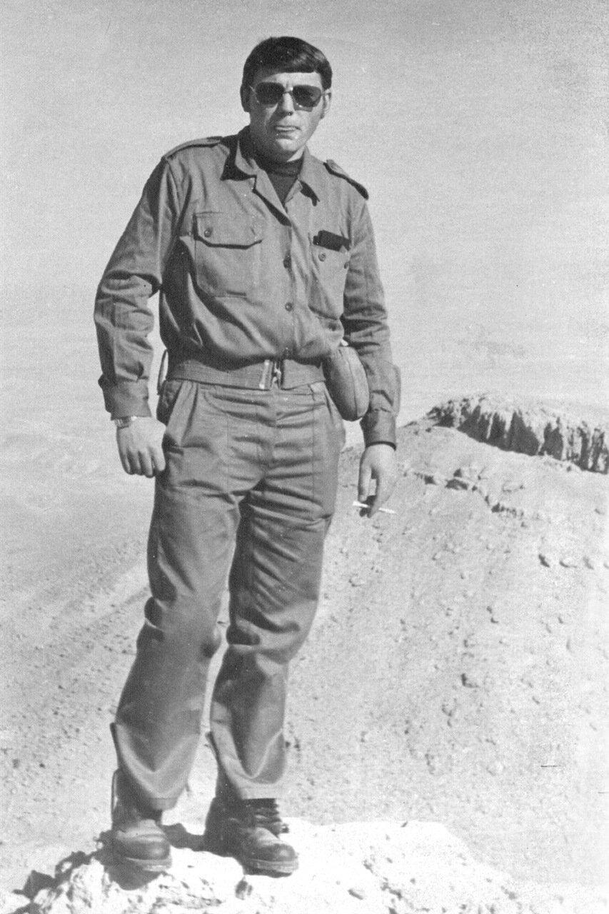 1980. Сирия. Букатин Г.В