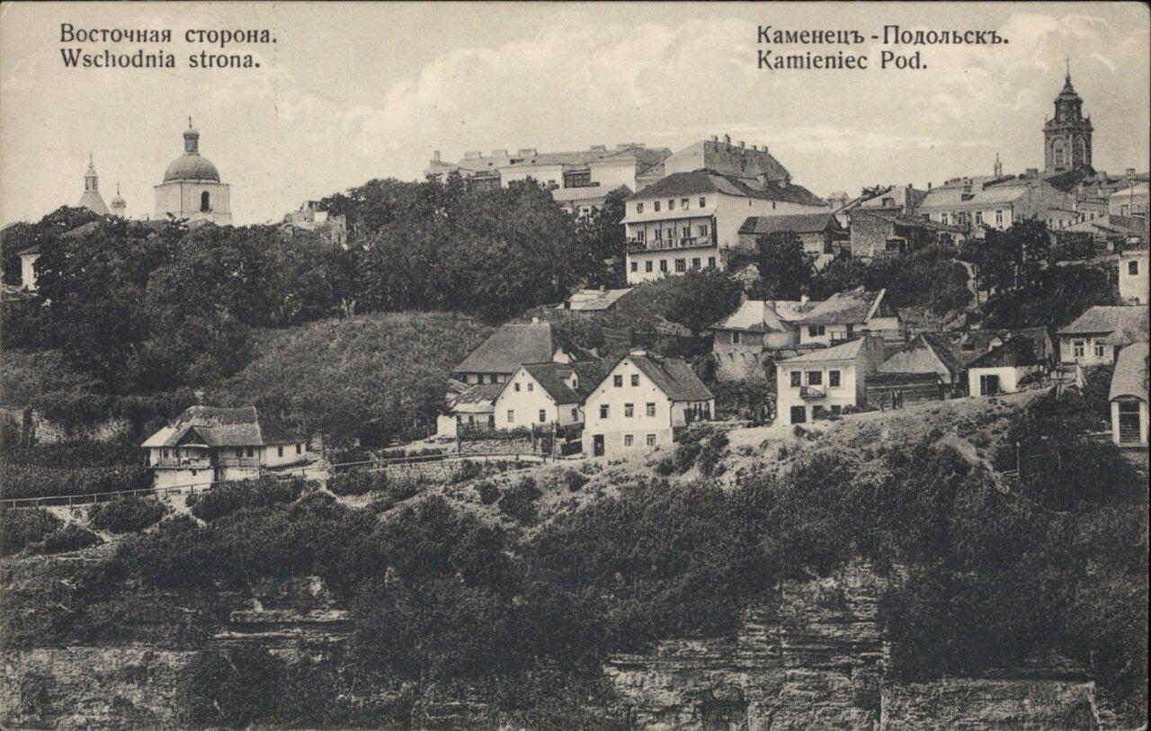Восточная сторона. 1905