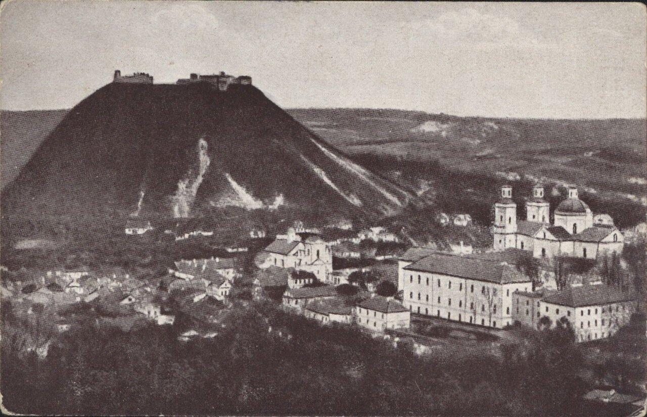 Гора Бона и духовная семинария