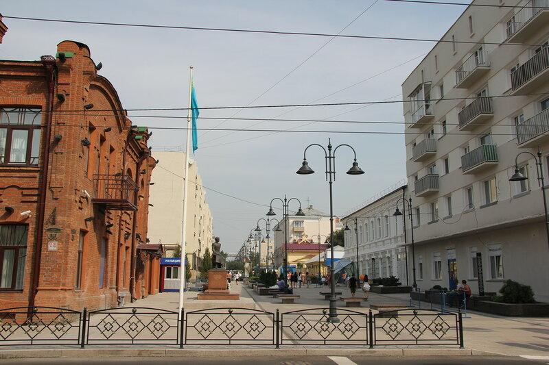 Омск, улица Чокана Валиханова