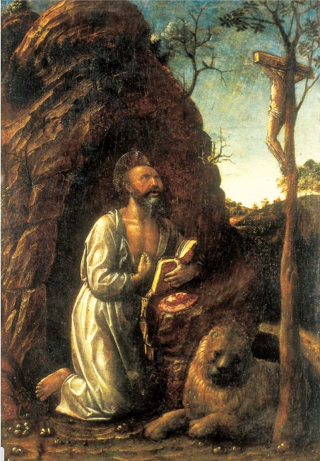 Винченцо Фоппа. Святой Иероним.