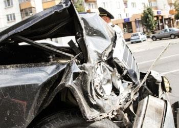 В Кишиневе два водителя не смогли поделить дорогу