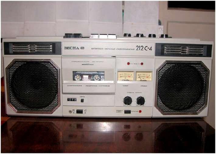 Магнитофоны 90-х