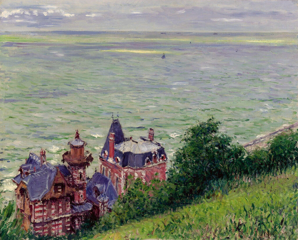 Gustave Caillebotte - Villas at Trouville, 1884.jpeg
