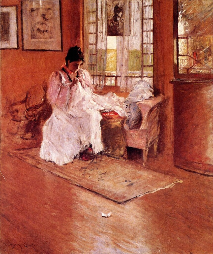For the Little One (aka Hall at Shinnecock), 1896.jpeg