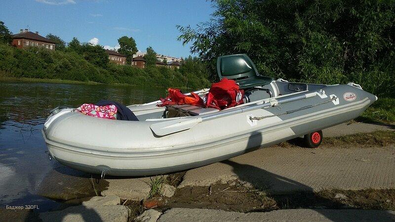 для лодки баджер
