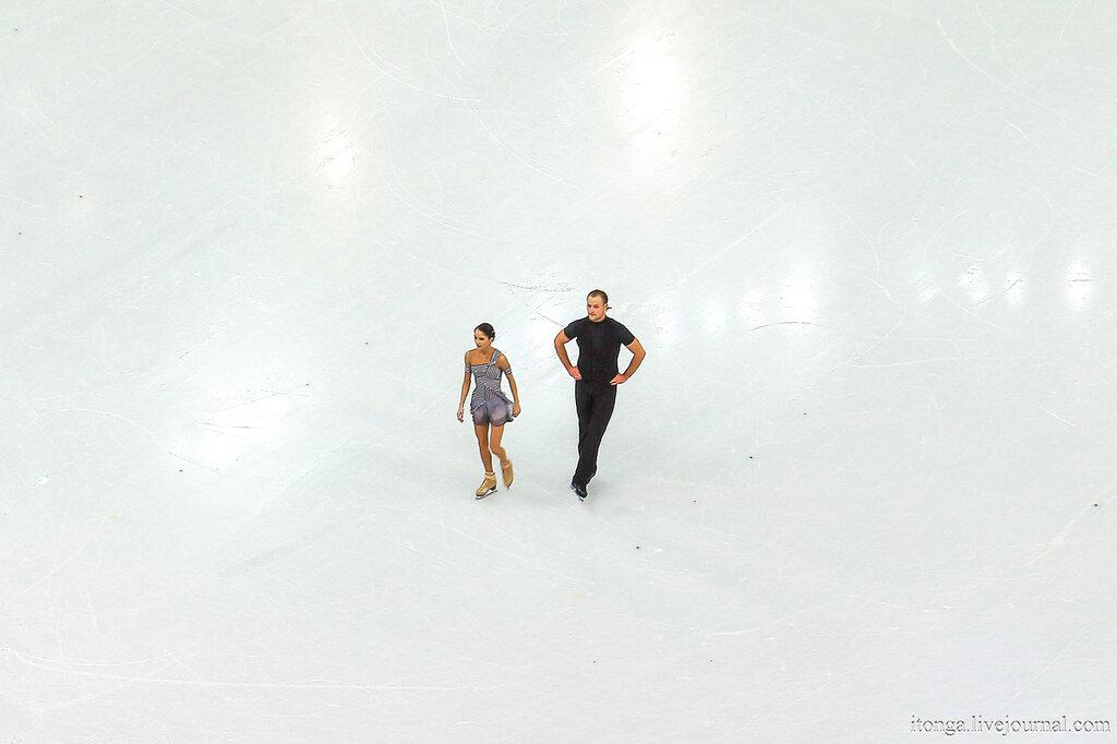 Вера Базарова и Юрий Ларионов