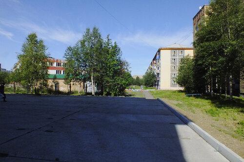 Фото города Инта №7045  Воркутинская 9 (д/с