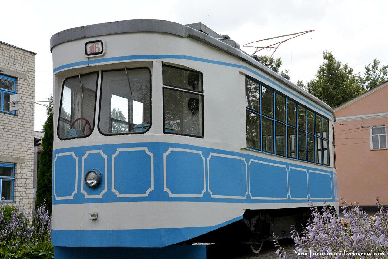 Музей истории витебского трамвая